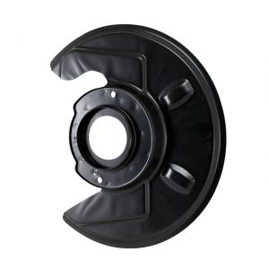 Dust cover behind brake disc, right - Under-carriage - Brakes - Brake discSold each  - Generic