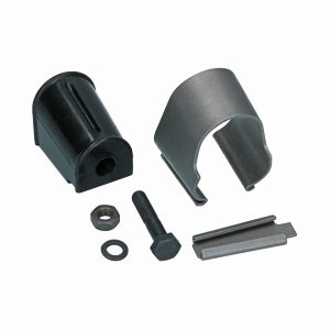 Sway bar mounting kit (1 side) - Under-carriage - Front suspension - Front axle  Bus 08/67- (XView 4-13)  - BBT Production
