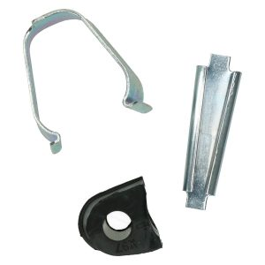 Sway bar mounting kit, right - Under-carriage - Front suspension - Front axle  Bus -07/67 (XView 4-11)  - Generic
