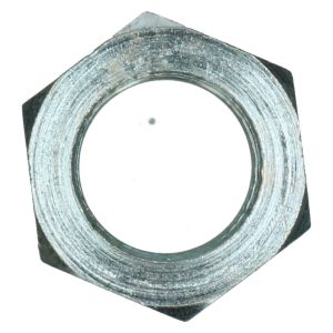 Spindle nut, left, each - Under-carriage - Front suspension - Spindle  Bus -07/67 (XView 4-12)  - Generic