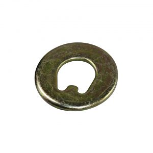 Retaining washer front drum - Under-carriage - Front suspension - Spindles and parts  Beetle,  Karmann Ghia 08/65- (XView 4-10)  - Generic