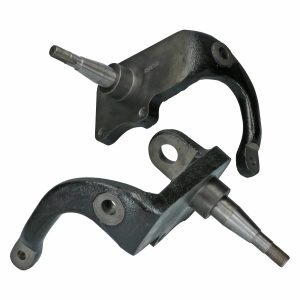 Lowered spindles discbrakes, as pair - Under-carriage - Front suspension - Spindle  Bus 08/67- (XView 4-14)  - Generic