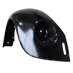 Front fender, rightWithout indicator hole and with bumperbracket hole - Exterior - Wings and runningboards - Steel fenders for Beetles  - Generic