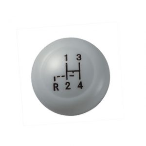 Shift knob 10mm Grey - Vintage Speed - Interior - Shifters and steering wheels - Shift knob  - Vintage Speed
