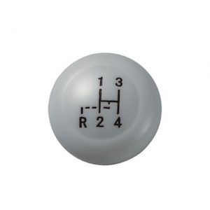 Shift knob 12mm grey - Vintage Speed - Interior - Shifters and steering wheels - Shift knob  - Vintage Speed