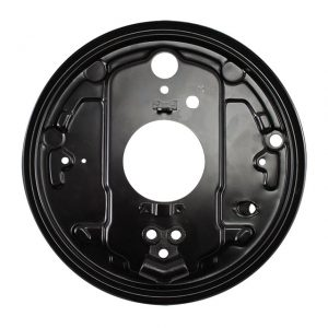 Backing plate, rear, right - Under-carriage - Brakes - Backing platesSold each  - Generic