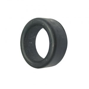 Spring plate rubber bushingeach - Under-carriage - Rear suspension and gearbox - Rear suspension rubbers  - BBT Production