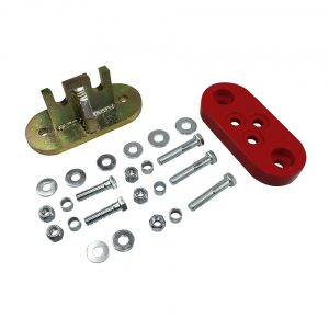 Late model transmission mount adaptor (Urethane) - Under-carriage - Rear suspension and gearbox - Urethane transmission mounts  - Bugpack