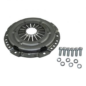Clutch pressure plate 180 mm, without throw out bearingguided - Engine - Clutch - Clutch pressure plates  - Generic