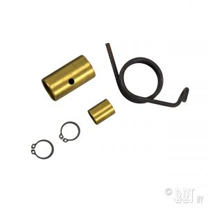 Mounting kit clutch fork original 16mm - Engine - Clutch - Mounting parts for clutch shaft  - Generic
