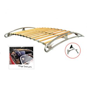 Roof luggage rack, S/S, Vintage Speed - Exterior - Accessories - Luggage rack Karmann Ghia  - Vintage Speed