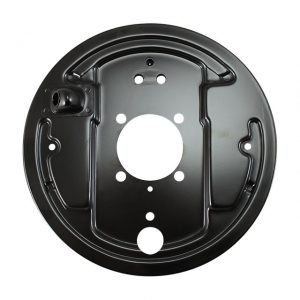 Backing plate, rear, right - Under-carriage - Brakes - Backing platesSold each  - BBT Production