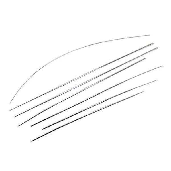 Moldingkit (7pcs) - Beetle 1302/1303 TQ - Exterior - Accessories - Chrome moulding kits and mounting pieces  - Generic