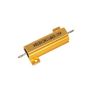 Wiper voltage drop 12V to 6V, 4 ohm - Electrical section - Switches and apparatuses - Electrical accessories  - Generic