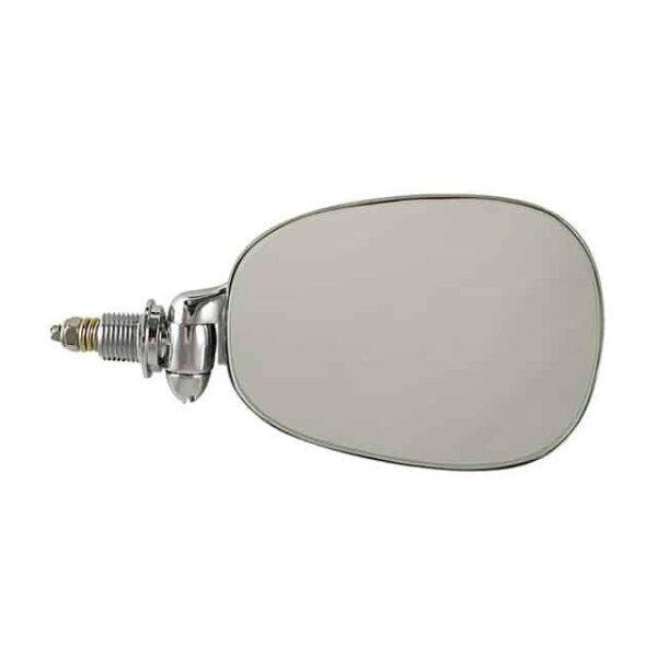 Mirror, right - Exterior - Mirrors and latches - Original mirrors and accessories  - Flat 4