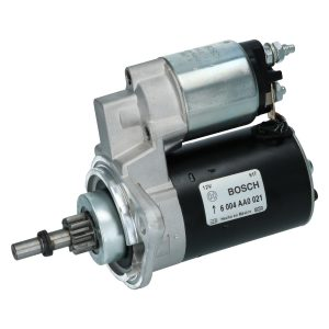 Starter motor 12V, Bosch - Electrical section - Switches and apparatuses - Starter motor and parts  - Generic