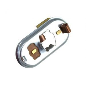 Bulb holder license light - Electrical section - Lights and indicators - License plate holder  - Generic
