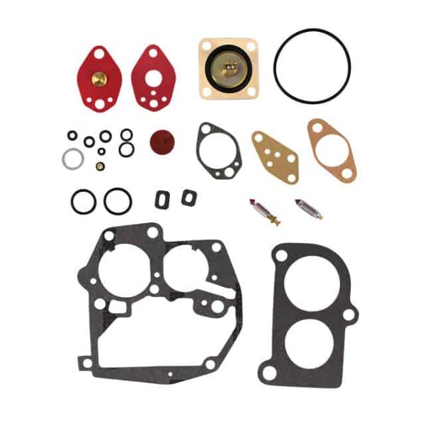 Carburetor rebuilt kit Pierburg, 1 carburettor - Engine - Fuel and intake - Seal kits for stock carburettors  - Generic