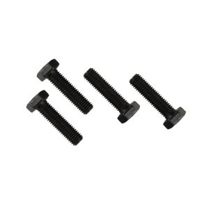 Stock front axle bolts, 4 pieces - Under-carriage - Front suspension - Front axle  Bus -07/67 (XView 4-11)  - Generic