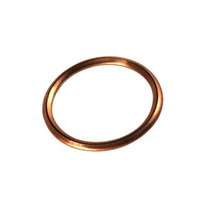 Gasket between cylinder head and manifold, single port, 30 DIN Hp, 36 Sae, each - Engine - Fuel and intake - Manifold seals  - Generic