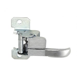 Inner doorhandle cabin door, chrome, left - Interior - Door finish and emergency brake - Window winders and door handles  - Generic