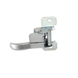 Inner doorhandle cabin door, chrome, right - Interior - Door finish and emergency brake - Window winders and door handles  - Generic