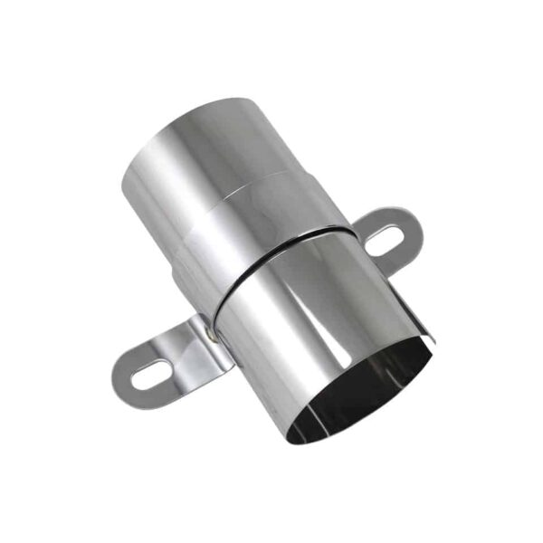 Chrome ignition coil cover - Engine - Ignition - Coil and accessories  - Generic