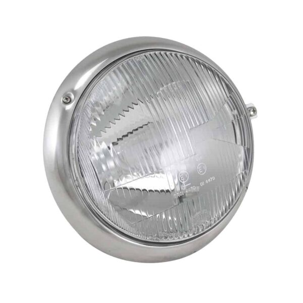 Headlight, rightEuropean (L.H.D.) Hella - Electrical section - Headlights and accessories - Sloping headlights  - Generic