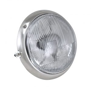 Headlight, leftEuropean (R.H.D.) Hella - Electrical section - Headlights and accessories - Sloping headlights  - Generic