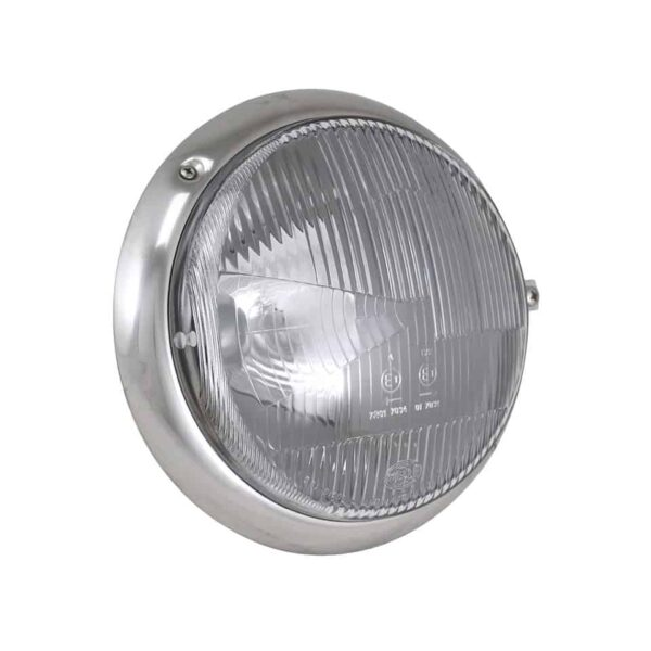 Headlight, rightEuropean (R.H.D.) Hella - Electrical section - Headlights and accessories - Sloping headlights  - Generic