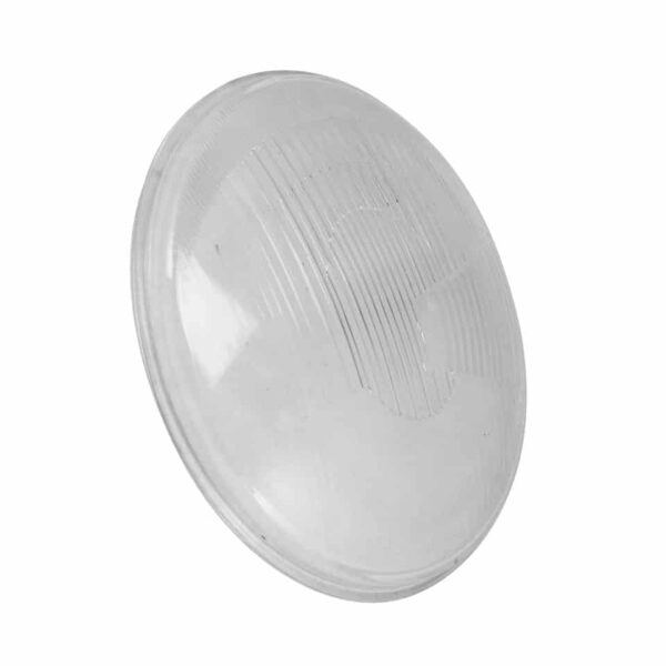 European replacement lens with grooves, Bosch - Electrical section - Headlights and accessories - Sloping headlights  - Generic