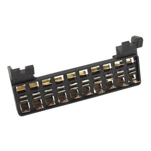 Fuse box, 10 fuses - Electrical section - Switches and apparatuses - Fuse boxes and fuses  - Generic