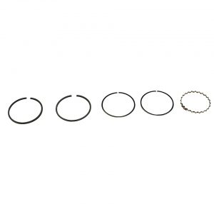 78 mm, 2.5 x 2.5 x 4 mm - Engine - Lower block - Piston rings  - Generic