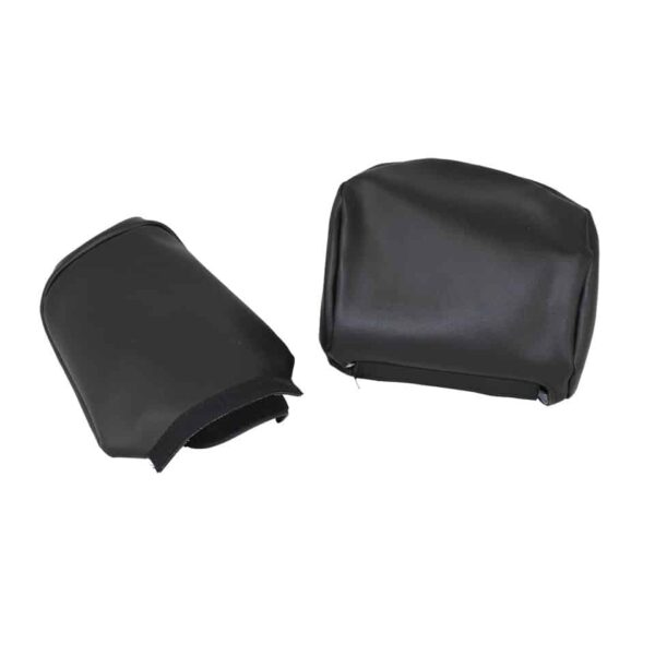Headrests smooth vinylas pair - Interior - Seats and accessories - Seat covers  - Generic