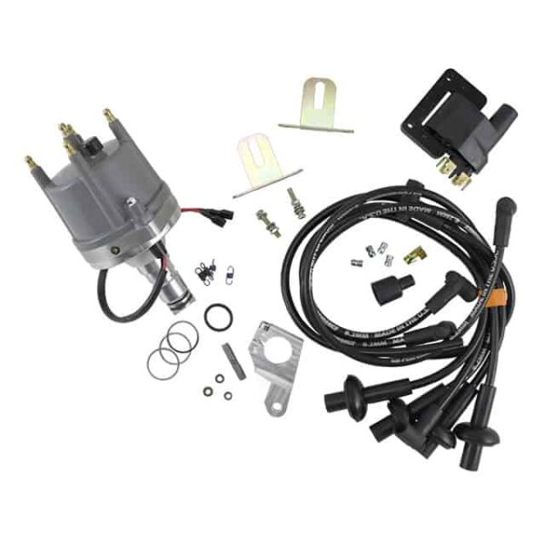 Ignition set, Magnaspark II - Engine - Ignition - Magnaspark II ignition  - Generic
