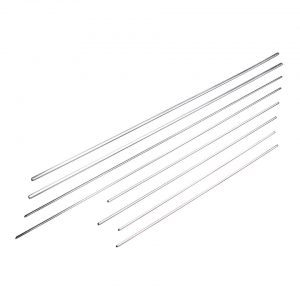 Moldingkit - Type3 08/66-07/71 (Eur) - Exterior - Accessories - Chrome moulding kits and mounting pieces  - Generic