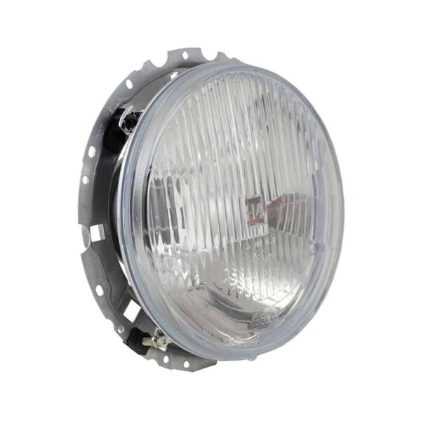Headlight unit H4Hella, e-marked - Electrical section - Headlights and accessories - Straight headlights  - Generic