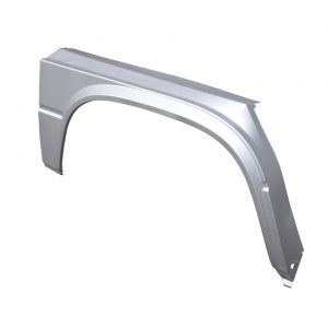 Rear wheelarch right - Exterior - Body parts - Bodywork  Type 25 (XView 1-35)  - Silver Weld Through