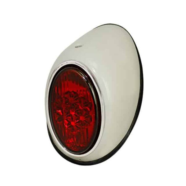 Tail light, right, complete. Housing holder not included nr. 0627-550 - Electrical section - Lights and glasses - Tail lights  Beetle  - Generic