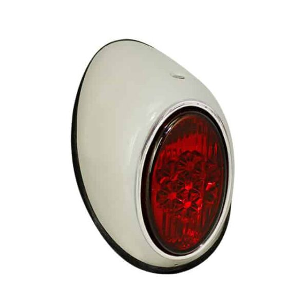 Tail light, left, complete. Housing holder not included nr. 0626-550 - Electrical section - Lights and glasses - Tail lights  Beetle  - Generic