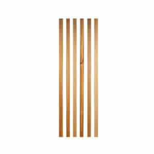 Wood slat kit for hoop /Double cab - Exterior - Accessories - Pick-up bows set  - BBT Production