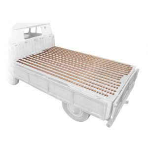 Wood slat kit Single cab /Wide bed/4 slats - Exterior - Accessories - Pick-up bows set  - BBT Production