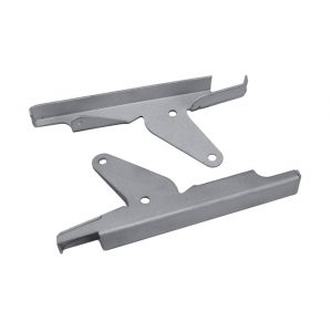 Westfalia louvre window brackets, as pair - Exterior - Windows and accessories - Accessories for Westfalia windows  - Generic