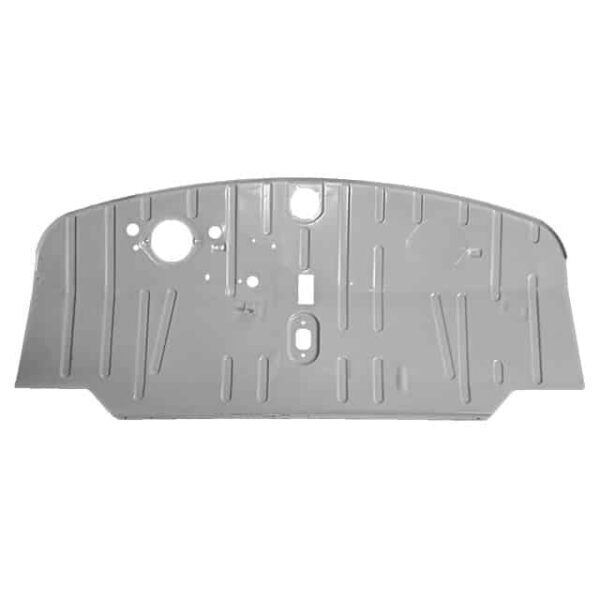 Front floor pan - Exterior - Body parts - Bodywork Baywindow 67- (XView 1-08)  - Generic