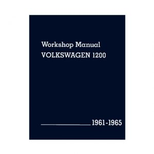 Bentley Manual Type 11/14/15 - 1961-65 (English) - Manuals - Books - Technical books  Beetle/Karmann Ghia  - Generic