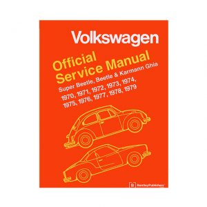 Bentley Manual Type 11/14/15 - 1970-79 (English) - Manuals - Books - Technical books  Beetle/Karmann Ghia  - Generic