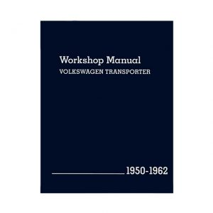 Bentley Manual Type 2 1950-62 (English) - Manuals - Books - Technical books Bus/Type 3/ Porsche  - Generic
