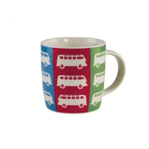 Coffee Mugs made out of New Bone China with 15 busses 400ml - Exterior - Accessories - Camping equipment  - Generic