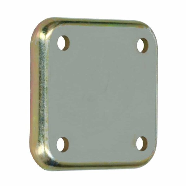 Oil pump cover originalCan be used on every oil pump with 8 mm studs - Engine - Oil circuit - Oil pump cover  - Generic