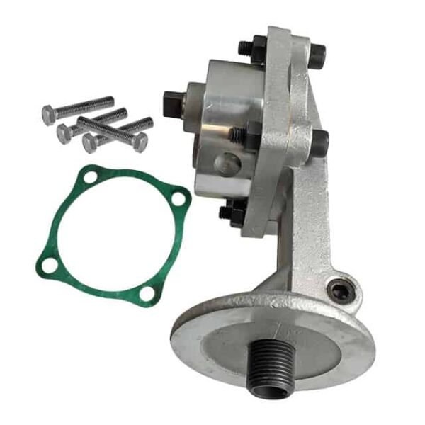Oil pump full flow (without filter) , Aluminum, Empi - Engine - Oil circuit - Oil pump / higher capacity  - Generic